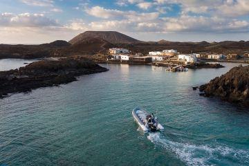 Water Taxi Isla de Lobos Fuerteventura